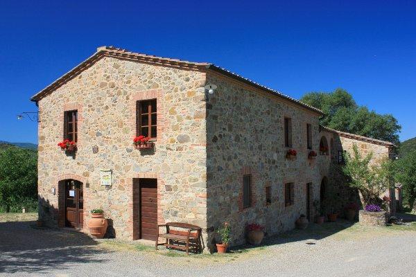 Agriturismo Le Piane Castiglion d'Orcia (Siena) Italia - Tel e Fax +39 0577.888969 -